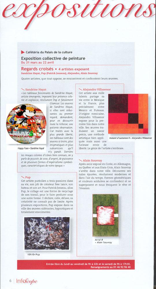 Artiste peintre,presse,Paris,Expositions,galeries,Pop art