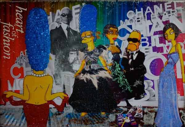 oeuvre, tableau, artiste, artiste peintre, contemporain, atelier , atelier pop art, decoration, galerie,