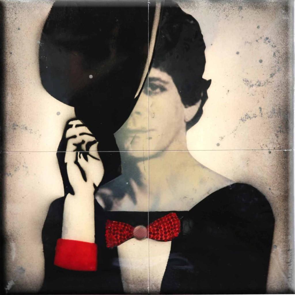 pochoir, logo Reed, artiste, peintre,paris,tableau,oeuvres d art, peinture