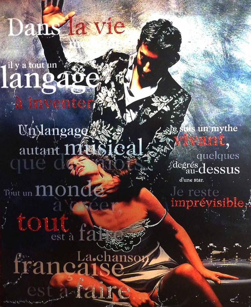 artiste, peintre,paris,tableau,oeuvres d art, peinture, Gainsbourg