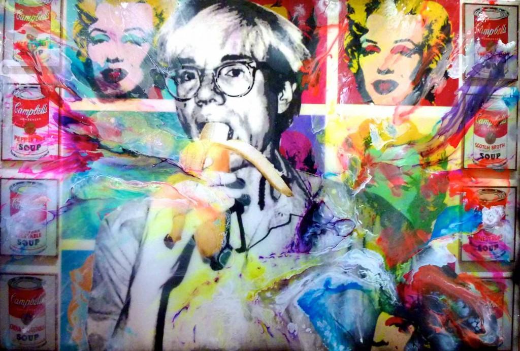 pop art ,artiste, peintre,paris,tableau,oeuvres d art, peinture, Andy wharol