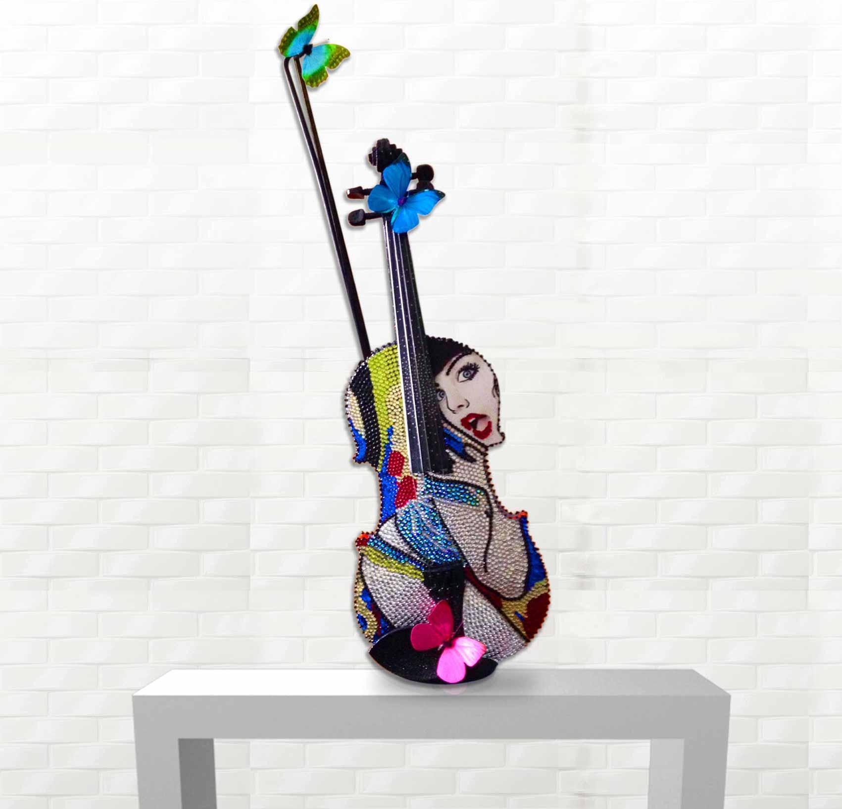 oeuvre, tableau, artiste, artiste peintre, contemporain, atelier , atelier pop art, decoration, galerie, sculpture