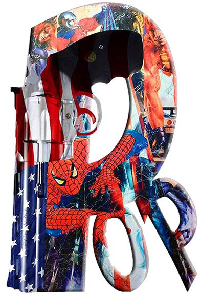 Sculpture Sandrine Hayat, artiste contemporaine